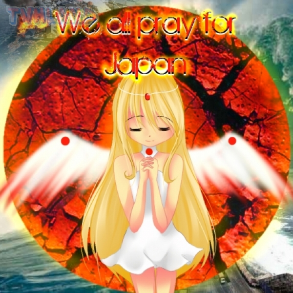 (MAJ) Soutenez les Japonais !! (80 dessins de soutien)