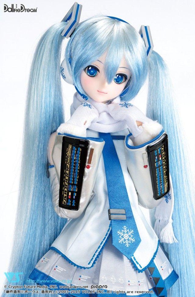 Dollfie Dream Snow Miku