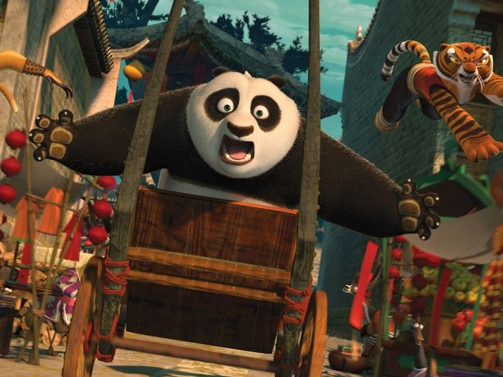 Kung Fu Panda 3 : Tel Père Tel Fils