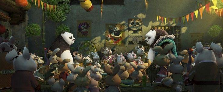Kung Fu Panda 3 : Nouvelle Bande Annonce Mdr