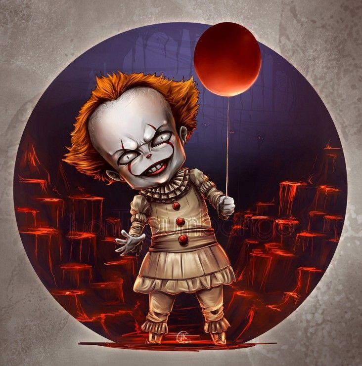 Ça (2017) : Les dessins fanarts du film d'horreur à succès