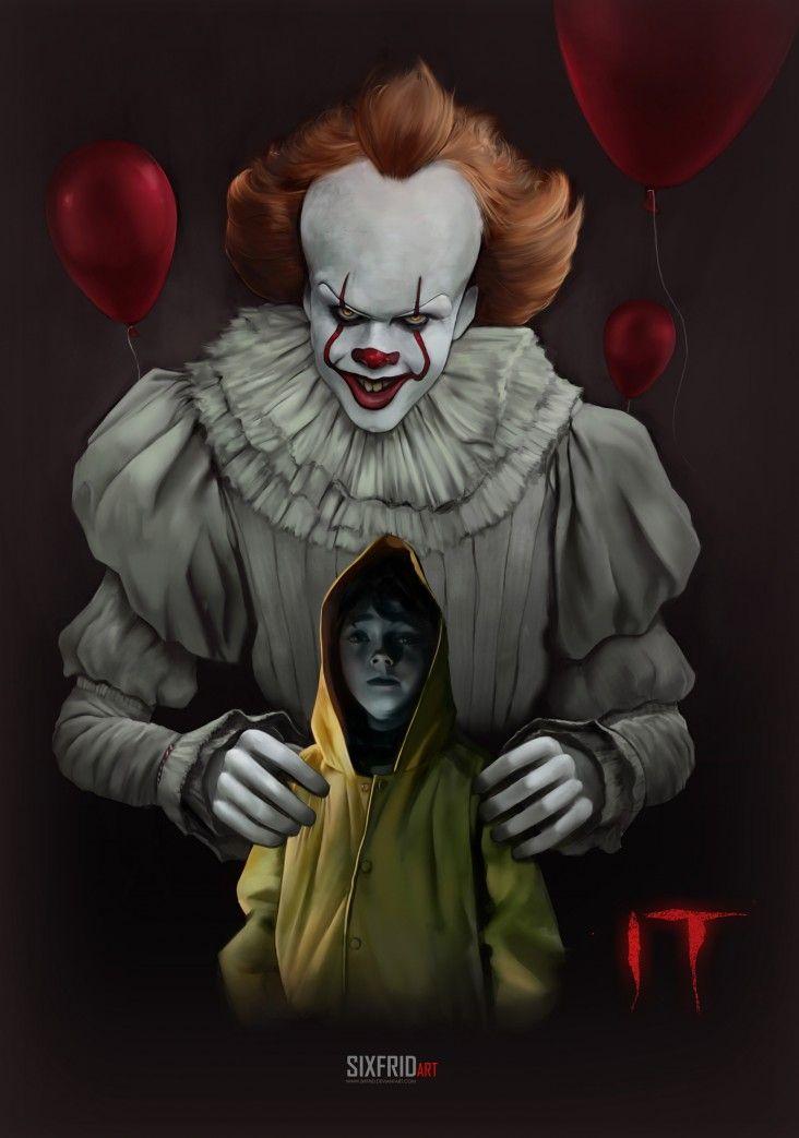 Dessin Qui Fait Peur Clown
