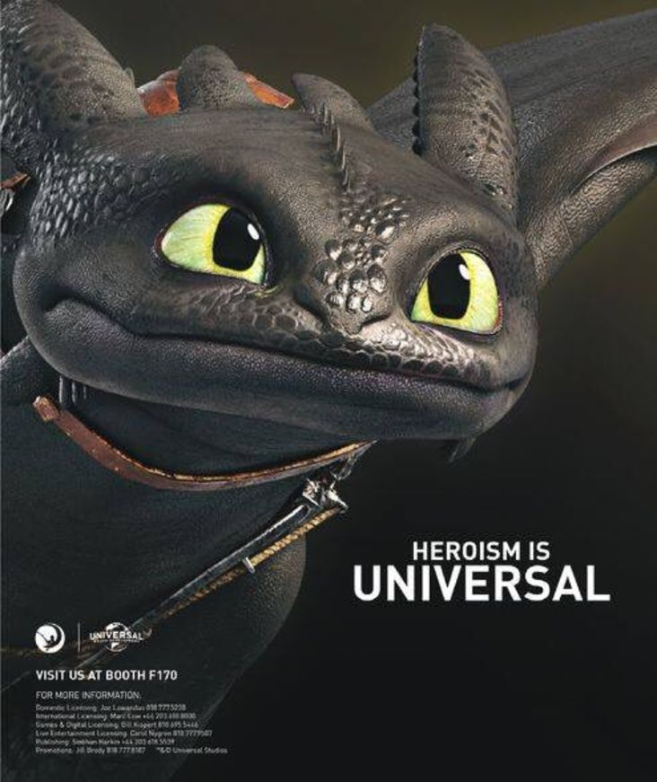 Dragons 3 : Le Monde Caché [DreamWorks - 2019] - Page 4 5b053f3367609