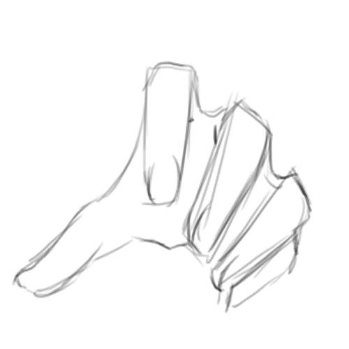 Main de jumeaux en dessin - Dessin de la main ...