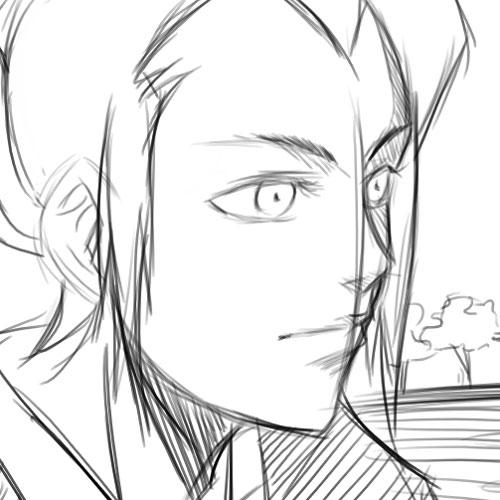 Apprendre a dessiner quelqu un de profil - Profil dessin ...
