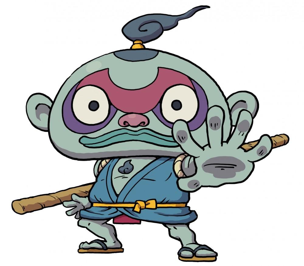 Artworks de Yo-Kai Watch