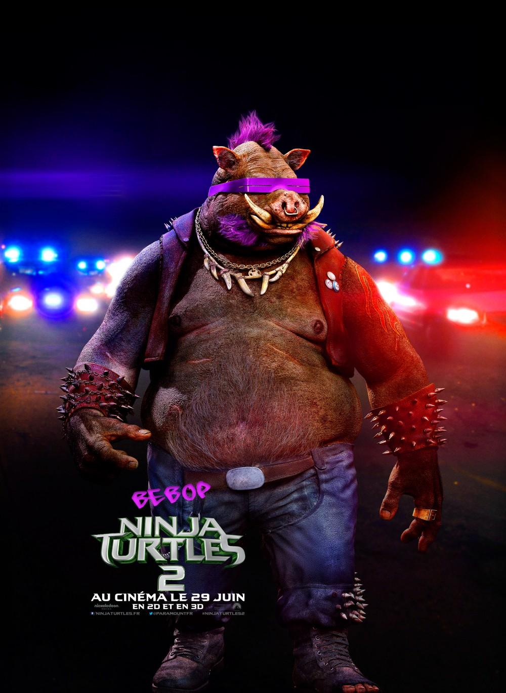 Ninja turtles 2 plus de fun dans la nouvelle bande annonce - Le nom des tortue ninja ...