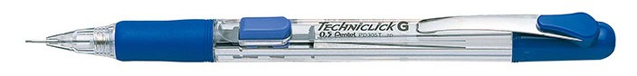 Techniclick 0.5 mm Bleu