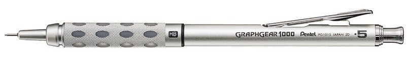 Porte-Mine Gragphgear 1000 Pentel 0.5 mm