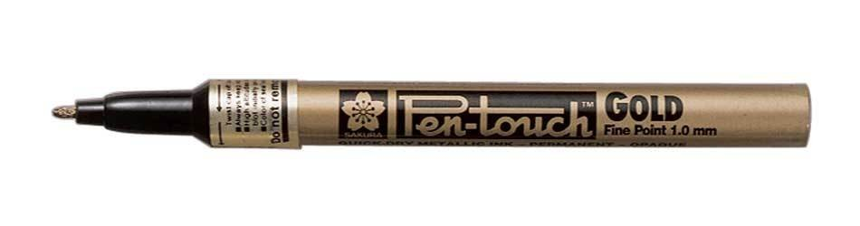 Pen-touch Or 1mm