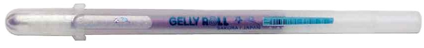 GELLY ROLL Violet Pailleté