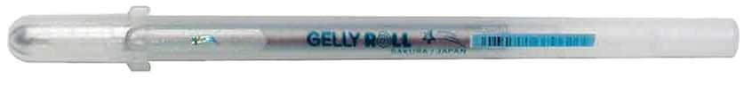 GELLY ROLL Argent Pailleté