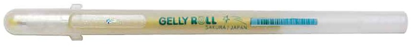 GELLY ROLL Or Pailleté