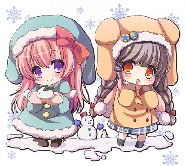 Chibi de l'hiver !!!