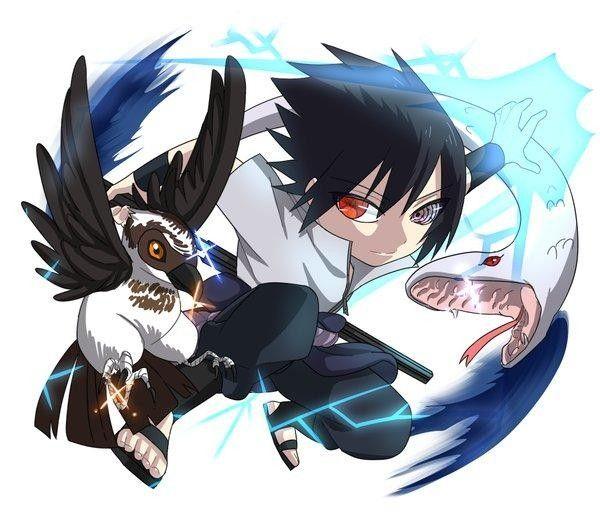 dessin fanart sasuke uchiwa naruto par _kaduooooo... | 600 x 517 jpeg 56kB