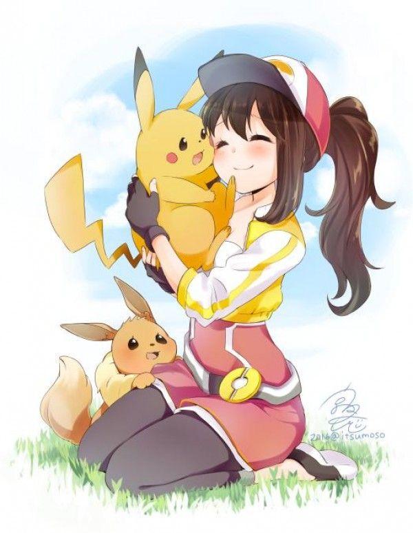 Pokemon go pikachu dessin fanart itsumoso - Pikachu dessin anime ...