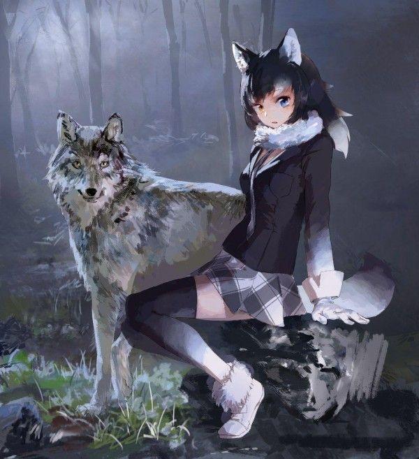 Doujin Dog And Girl