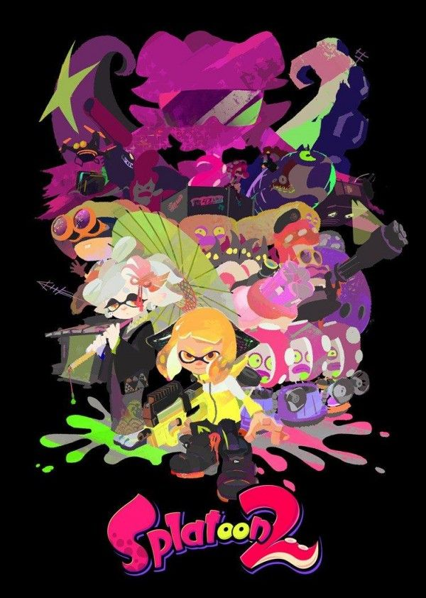 Dessin Facile De Splatoon