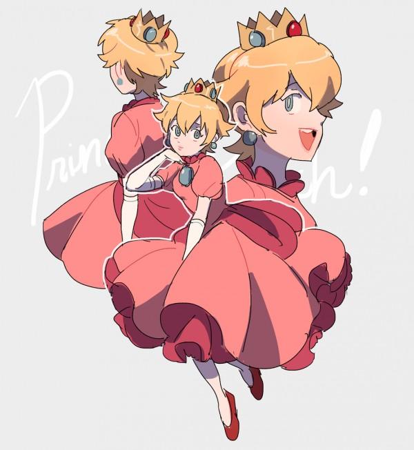 Dessin manga cheveux - Comment dessiner peach ...