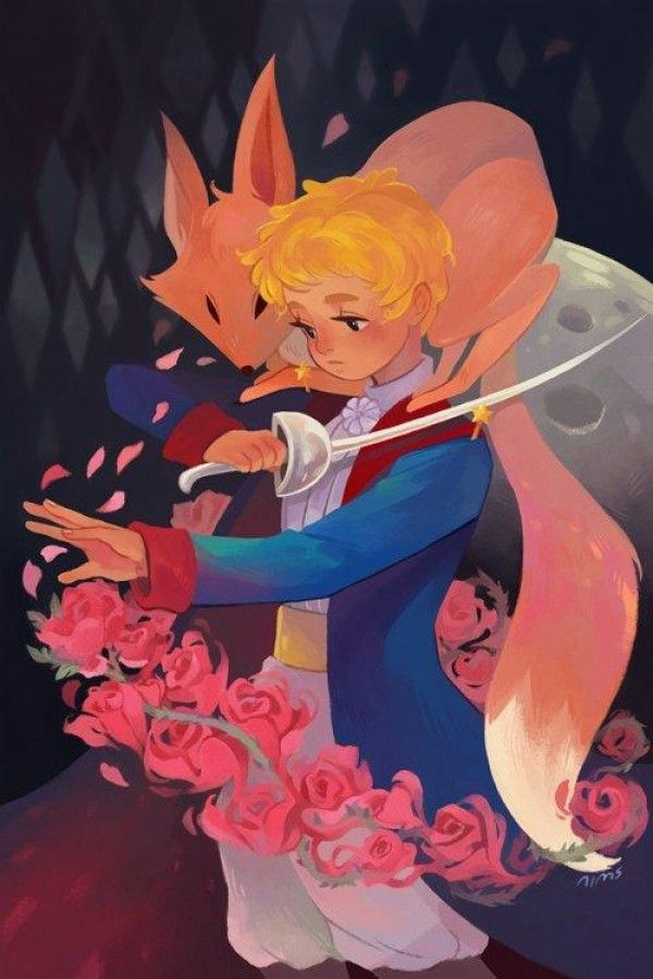 le petit prince dessin  rubycurls