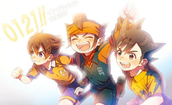 Anime manga foot inazuma eleven dessin 4noon - Dessin anime de inazuma eleven ...