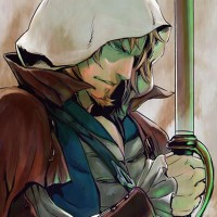 OIWA Kenji dessine le manga Assassin