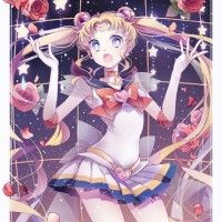 Fanart Sailor Moon http://blog.yam.com/iku2727