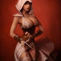 Fanart Assassin's Creed par Will Muray