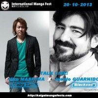 Talk Live Hiro Mashima (Fairy Tail) et Juanjo Guarnido (Blacksad) au International Manga Fest le 20 octobre 2013