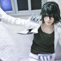 Sublime cosplay d'Uzu Sanageyama dans Kill la Kill