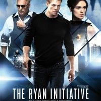 Affiche THE RYAN INITIATIVE #paramount