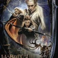 On est en train d'écrire la critique du #Hobbit2 .  On va essayer de ne pas faire un article que aussi long que le film.