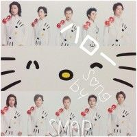 Les Smap habillés en Hello Kitty