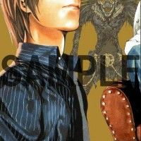 Light Yagami en carte collector pour les 10 ans de Death Note