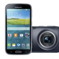 le Galaxy K zoom, un nouveau Smartphone expert photo