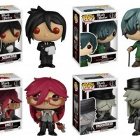 Des figurines #BlackButler