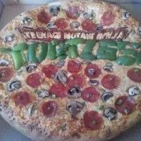 La #Pizza des Tortues Ninjas