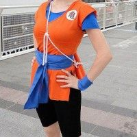 Charmant #Cosplay #DragonBall #dbz