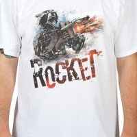 Tshirt #RocketRaccoon #LesGardiensDeLaGalaxie