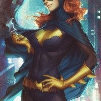Illustration de Batgirl par Artgerm