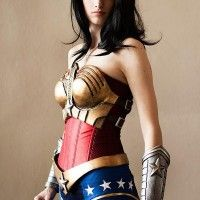 Sublime #WonderWoman #Cosplay