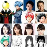 Casting du film live de #AssassinationClassroom #Kana