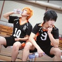 #Cosplay #Haikyu