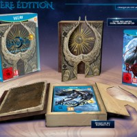 Sublime coffret collector de #Bayonetta2 sur #WiiU