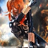 Sublime #Cosplay #BlackWidow