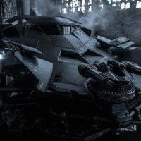 La #Batmobile dans #Superman vs #Batman est terrible!