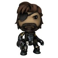 Metal Gear Solid V: Ground Zeroes x Little Big Planet 3