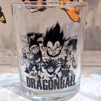 Verre Dragon Ball