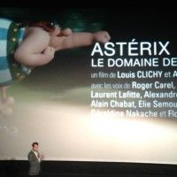 #showeb2rentree2014 plus d'images #asterix