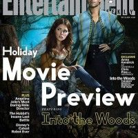 Anna Kendrick joue Cendrillon et Chris Pine son prince dans Into The Woods